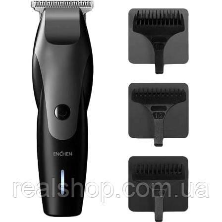Машинка для стрижки волос Xiaomi ENCHEN Hummingbird Hair Clipper (Black)