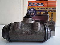 Цилиндр торм. раб. ГАЗ 3307,3309 передн. без АБС (пр-во ГАЗ), фото 1