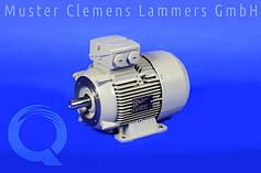 Электродвигатели 1.1кВт, 3х230/400В