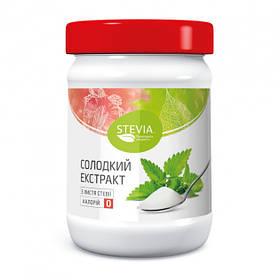 Сахарозаменитель STEVIA, экстракт стевии в порошке, 150 г
