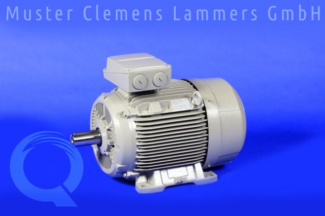 Электродвигатель 1.5кВт, 3х230/400В