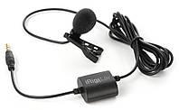 Петличный микрофон для смартфона IK MULTIMEDIA iRIG MIC LAV (для iPhone, iPod touch, iPad и Android)