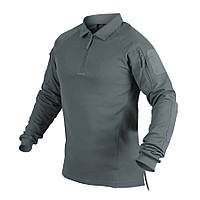 Поло Helikon-Tex® з д/рукавами RANGE Polo Shirt Shadow Grey
