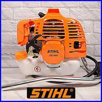 Мотокоса STIHL FS 490 (4,0 кВт / 4,6 л.с.) Бензокоса штиль fs 490. Коса штиль. Триммер. Бензотриммер.