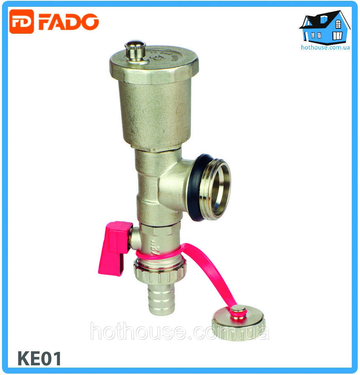 Конечный элемент коллектора FADO KE01 FLOOR