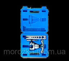 Набор для обработки труб VALUE VFT 808 -I (одна планка, одна вальцовка) С эксцентриком