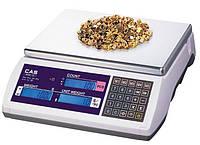 Весы счётные CAS EC 3-6-15-30