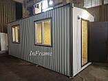 Бытовка 2 комнаты / 2 отдельных входа / Производство, фото 2