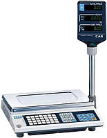Весы торговые CAS АР-М 15