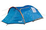 Палатка Четырехместная Coleman 1009, фото 5