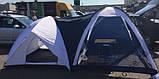 Палатка четырехместная Coleman 1600, фото 4