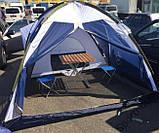 Палатка четырехместная Coleman 1600, фото 5