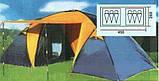Палатка Шестиместная Coleman 1002, фото 6