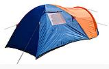 Палатка трехместная Coleman 1504, фото 2