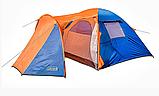 Палатка трехместная Coleman 1504, фото 3
