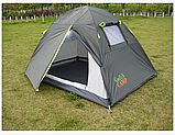 Двухместная палатка Green Camp 1001А, фото 3