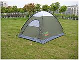 Двухместная палатка Green Camp 1503, фото 8