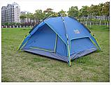 Палатка автоматическая трехместная Green Camp 1831, фото 3