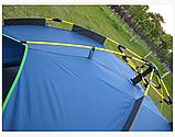 Палатка автоматическая трехместная Green Camp 1831, фото 4
