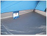 Палатка автоматическая трехместная Green Camp 1831, фото 5