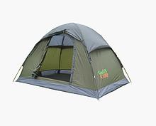 Двухместная  палатка Green Camp 3005