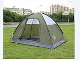 Двухместная  палатка Green Camp 3005, фото 3