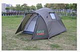 Двухместная палатка Green Camp 3006, фото 2
