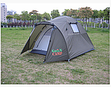 Двухместная палатка Green Camp 3006, фото 4