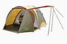 Четырехместная палатка Green Camp X-1036