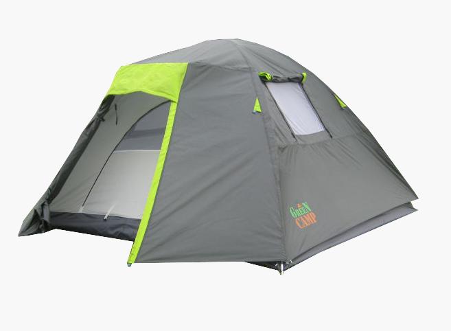 Палатка Green Camp 4-х местная 1013-4