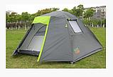 Палатка Green Camp 4-х местная 1013-4, фото 4