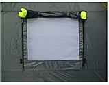 Трехместная палатка Green Camp 1011-2 (2 входа), фото 2