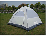 Трехместная палатка Green Camp 1011-2 (2 входа), фото 3