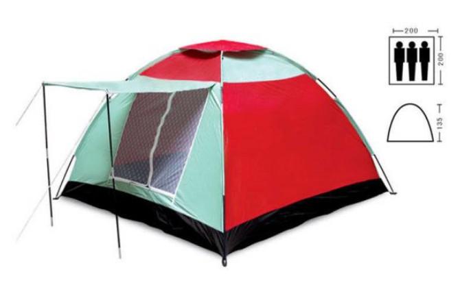 Палатка 3-х местная Zelart SY-019