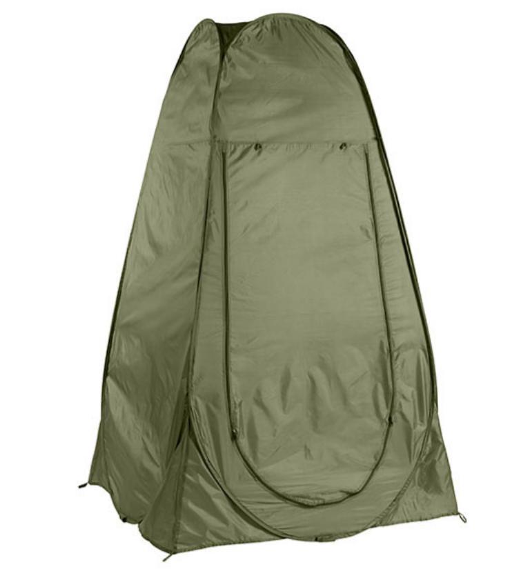 Палатка для душа Green camp TNC-10485-2 120*120*185 см.