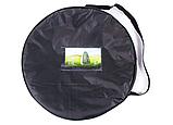 Палатка для душа Green camp TNC-10485-2 120*120*185 см., фото 2