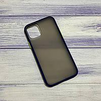 Чохол Matt Case Apple iPhone 11 Pro Max Синий