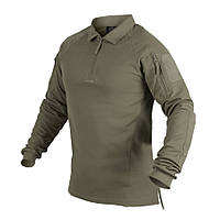 Поло Helikon-Tex® з д/рукавами RANGE Polo Shirt Adaptive Green