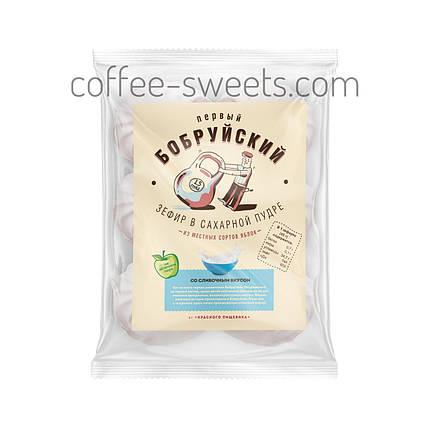 Зефир со сливочным вкусом Первый Бобруйский 250 гр, фото 2