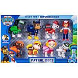 Детский игровой набор DOG SWAT Щенячий Патруль Герои-спасатели (8 в 1), фото 3