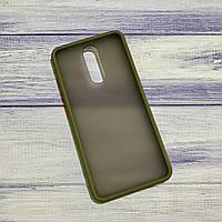 Чехол Matt Case Xiaomi Redmi 8 Хаки