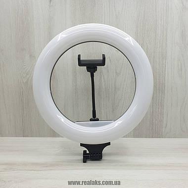 Многофункциональная кольцевая LED лампа Dimmable portable с пультом управления (Black), фото 2