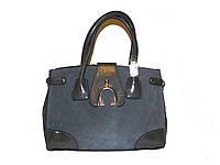 Женская сумочка Gucci (серая)