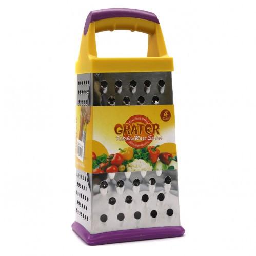 Овочерізка Grater 0-9-4 терка для овочів 4-х стороння з ручкою 24 см