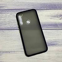 Чехол Matt Case Xiaomi Redmi Note 8 Синий