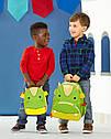 """Детский рюкзак SkipHop """"Дракон"""", рюкзачок для мальчика от 3-х лет Скип Хоп, фото 3"""