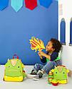 """Детский рюкзак SkipHop """"Дракон"""", рюкзачок для мальчика от 3-х лет Скип Хоп, фото 4"""
