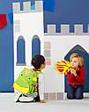 """Детский рюкзак SkipHop """"Дракон"""", рюкзачок для мальчика от 3-х лет Скип Хоп, фото 5"""