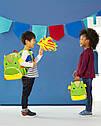"""Детский рюкзак SkipHop """"Дракон"""", рюкзачок для мальчика от 3-х лет Скип Хоп, фото 7"""
