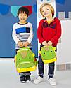 """Детский рюкзак SkipHop """"Дракон"""", рюкзачок для мальчика от 3-х лет Скип Хоп, фото 8"""